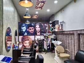 Elite unisex salon badshah nagar metro k neeche