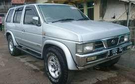 Nissan Terrano Spirit 2002