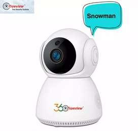 New Snowman Wifi Camera 360