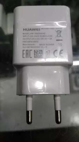 Huawei mobile charger fast charging with Huawei fast charge data cable
