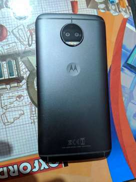 Motorola G5s plus in mint condition