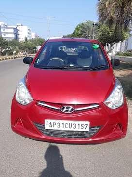 Hyundai Eon D-Lite + LPG, 2014, LPG