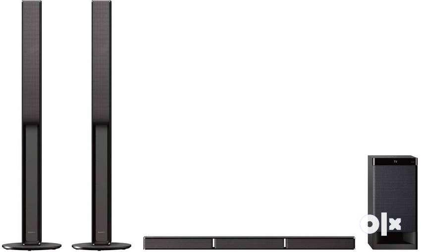 Sony HT-RT40 Real 5.1ch Dolby Digital Tall boy Soundbar Home Theatre 0