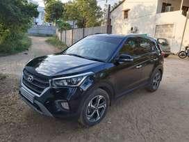 Hyundai Creta 1.6 SX Automatic, 2019, Diesel