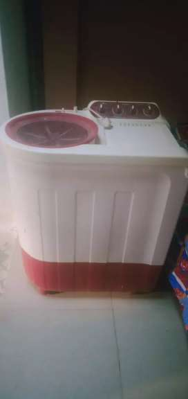 6 months old working proper one year warranty whirlpool price 8500
