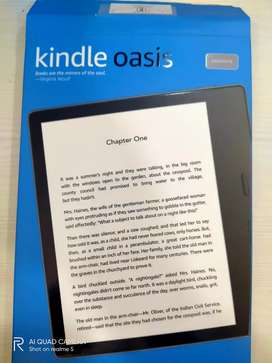KINDLE oasis 10th Gen 32GB new