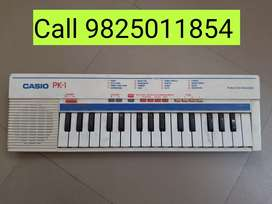 Casio pk1 made in Mexico original vintage keyboard