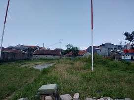 Barat Stadion Arcamanik Tanah Kapling Area Perumahan Dekat Jalan Raya