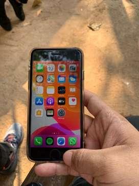 Iphone 7 BlackMatte nego