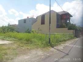 Tanah Kavling Murah Posisi Hoek Hanya 100 m dari Jl. Mayor Kusmanto