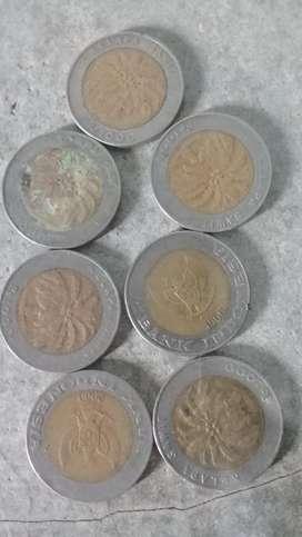 Uang logam antik