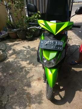 mio M3 125cc th 2017