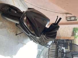 Honda graziaa new condition