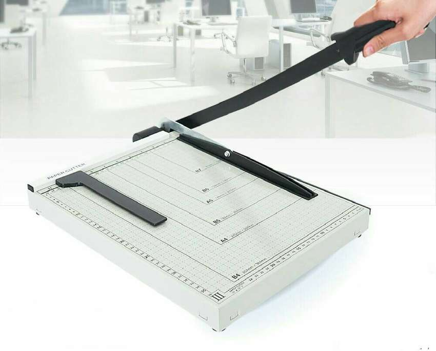 Paper Cutter White Steel Type B4 No.8293 0