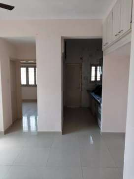 2 bhk semifurnished flat in panchvati jamnagar