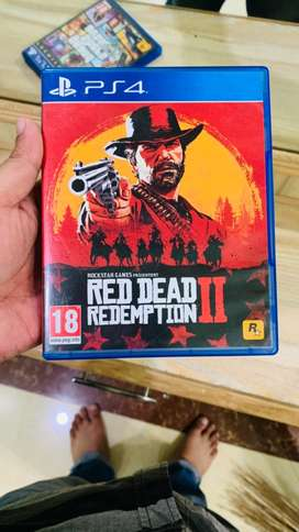 Red Dead Redemption 2 & GTA 5