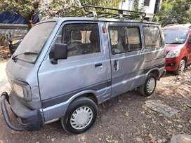 Maruti Suzuki Omni 2007 Diesel Good Condition