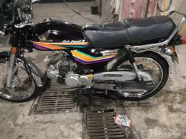 Honda cd 70 urgent sale
