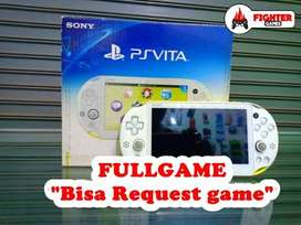 PS Vita Slim FULLSET LENGKAP Fullgames bebas