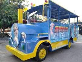 kereta wisata mobil kijang usaha odong keliling DO
