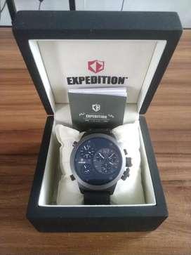 Jam tangan expedition E 6396 M original