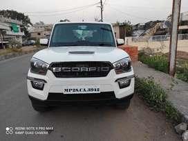Mahindra Scorpio 2016 Diesel 60000 Km Driven