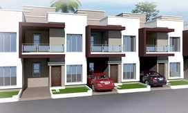 3bhk row house are available in lohegaon moze nagar Pune