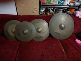 Cymbal zildjian scimitar set (14+16+20)