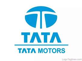 Require 10+2 Fresher male or female for Tata Motors full time job