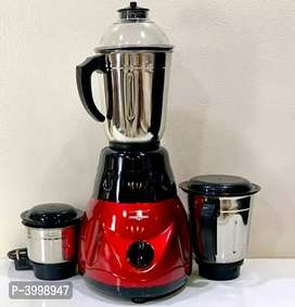 KUMAKA Hi Prestiges Kitchen Queen 600 Watts Mixer Grinder with 3 Jars