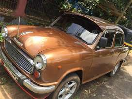 Hindustan Motors Ambassador AC and Alloy Wheels