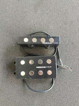 pick up bass DESONIC BY DELANO 4 STRINGS