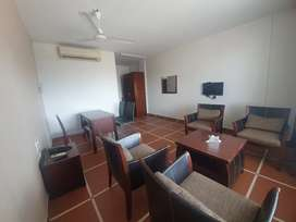 Fully Furnished airconditioned offices in a Business Centre for Rent