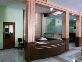 Furniture Kantor Bahan Multiplek HPL