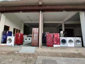 Factory seconds and used front load washing machine at vennala