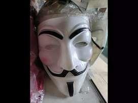 Koleksi Anonym Topeng Kece wy82