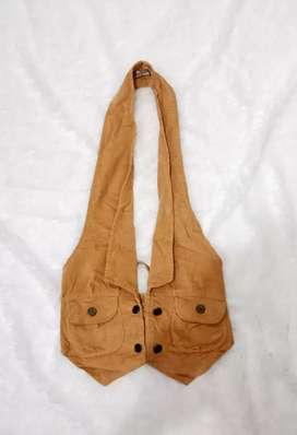 PRELOVED - Outer Vest Jeans