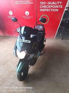 Good Condition Yamaha RayRay ZR with Warranty |  4607 Bangalore