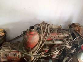 Rusi tractor engine for sale