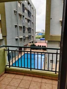 2BHK Semi Furnished Apartment near Manyata Tech Park and DMart