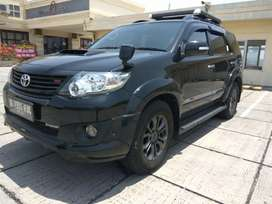 Toyota Fortuner 2.5 TRD At Diesel  2014 pajak panjang bln 07/2020