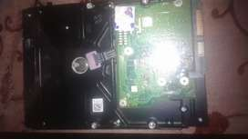 Very good condition 500gb hard disc only one year old