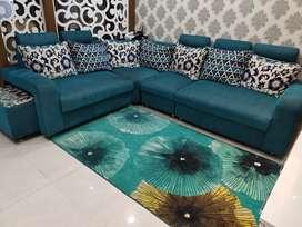 L shape Sofa...