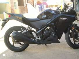 Less used bike is in very good condit ion
