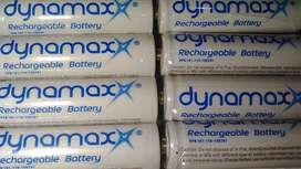 Baterai Dynamax AA Rechargeable 1,2V 1000Mah Standar Product
