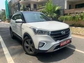 Hyundai Creta 1.6 SX Diesel, 2018, Diesel