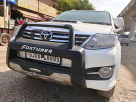 Toyota Fortuner 4x2 Automatic, 2014, Diesel