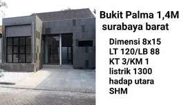 rumah citraland bukit palma surabaya barat