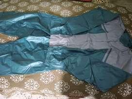 Raincoat Green colour