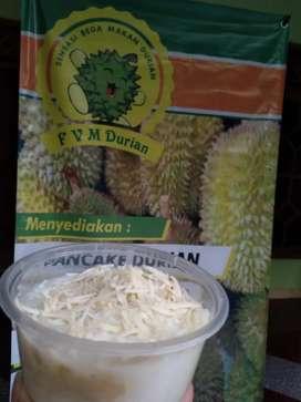 ketan durian mantul